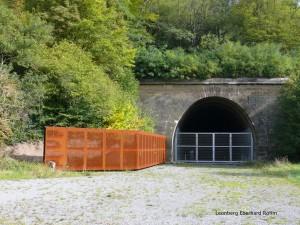 Leonberg Naamwand en tunnel