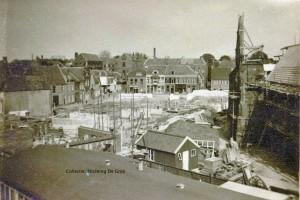 Wederopbouw omgeving Grote Kerk