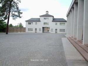 Hoofdgebouw Sachsenhausen