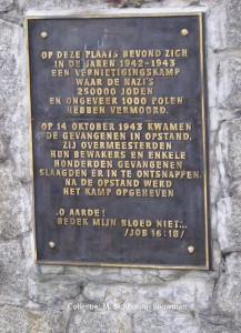 Sobibor Gedenksteen