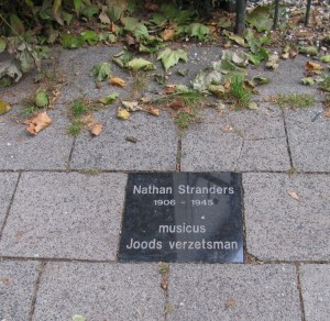 HerinneringsSteen Nathan Stranders