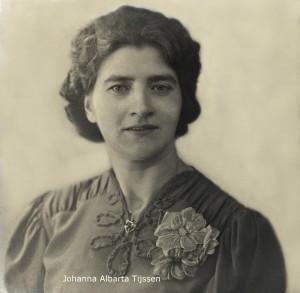 Johanna Albarta Tijssen