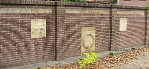 Amersfoort Gedenkplaats Appelweg Foto: G. van de Weerd