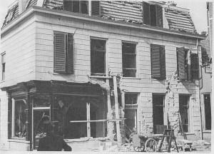 Kapelstraat 15 mei 1940