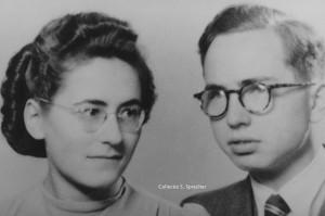 Hermann Sprecher en Rebecca Wolff