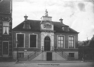 Stadhuis Wageningen voor 1940