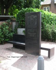 Heveadorp monument