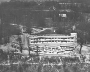 Hotel De Wageningse Berg 1954 - 2012
