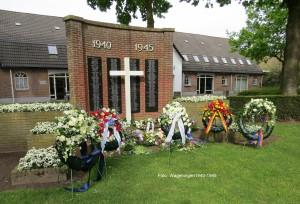Monument voor de Gevallenen 4 mei 2014