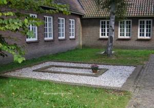 Gedenkplaats kamp Vught Foto: collectie Wageningen1940-1945